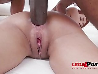 Veronica Leal assfucked & DP'ed by 4 BBC SZ2303