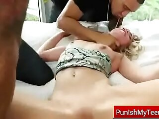 Punish Teens - Extreme Hardcore Sex from PunishMyTeens.com 23