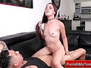 Punish Teens - Extreme Hardcore Sex from PunishMyTeens.com 08